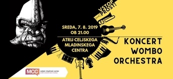 Koncert WOMBO Orchestra