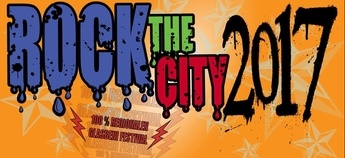 Rock the city 2017